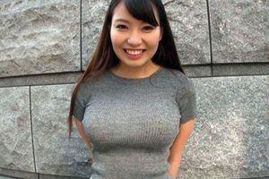 天野美優 ちゃんの着衣巨乳を堪能wフェラチオからの騎乗挿入w