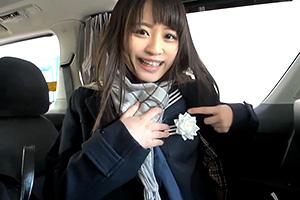 心花ゆら 卒業式を終えたばかりの美少女JKとホテルでハメ撮り