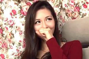 【素人ナンパ】エグイくびれのセレブ美熟女をホテルに連れ込み生中出し!