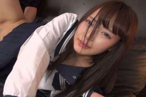 ★五十嵐星蘭★セーラー服着衣の美少女JKの円光記録がココにw