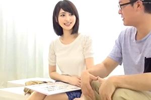 【素人ナンパ】夫じゃ満足できない絶倫妻 VS ヤリたい盛りのデカチン童貞大学生!!