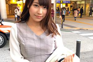 【ナンパTV】イキっぷりが可愛い清楚な美人専門学生(19)とのSEX動画 in自由が丘