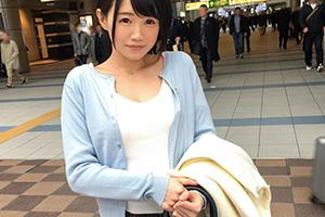 【ナンパTV】品川駅でナンパしたムッツリロリ系漫画喫茶店員(21)とのSEX動画
