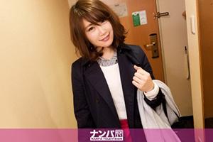 【ナンパTV】赤羽駅でナンパしたどエロい白衣の天使(25)とのSEX動画