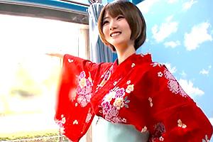 【マジックミラー号】「外丸見えじゃん!」可愛い女子大生と野球拳!