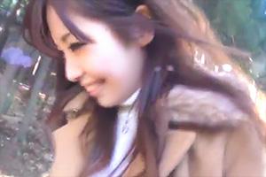 桐谷さやか 半年交渉した敏感な美人歯科助手がハメ撮りでAVデビュー!