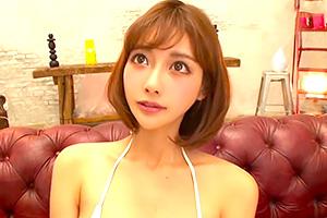 明日花キララ インチキ催眠術にかかった巨乳美女