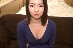 【シロウトTV】ネットから応募のスレンダー美人受付嬢OL(26)とのSEX動画