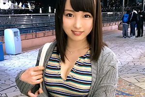 【募集ちゃん】爆乳Gカップ未来のエロパティシエ(19)とのSEX動画