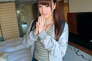 【募集ちゃん】週6エッチの爆乳ロケットおっぱい美少女(23)とのSEX動画