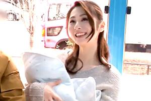 【マジックミラー号】赤ちゃんも生まれて幸せ絶頂の人妻に起こった悲劇…