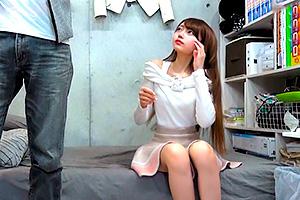 【素人】可愛い!乃木坂にいそうな美少女を自宅連れ込み隠し撮り