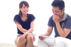 【素人】性欲が超強い絶倫人妻が童貞筆下ろしミッション!