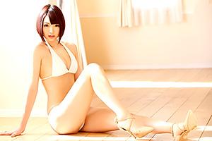 森崎マリア 高身長178cm。春高バレーで活躍した美脚美少女がAVデビュー!
