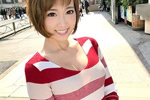 【ナンパTV】陥没乳首が可愛い美人アパレル店員(26)とのSEX動画