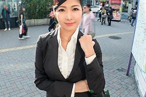 【ナンパTV】恵比寿でナンパした隠れ巨乳の美人OL(19)とのSEX動画