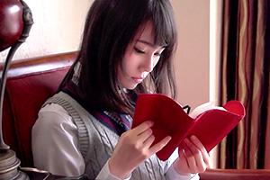 【S-Cute】yuzu。読書好きな文学JKとセックス
