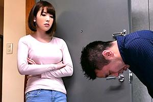 波多野結衣 高飛車な人妻がヘルスで働いていると知って・・・