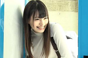 【マジックミラー号】アイドル級の専門学生が早漏改善のお手伝い!
