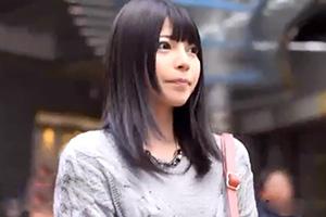 上原亜衣 黒髪の可愛らしい若妻をナンパ