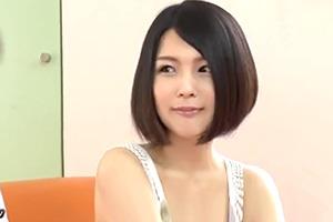 【素人】黒髪のIカップ女子大生が童貞筆下ろし!