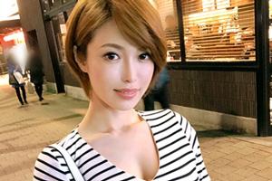 【募集ちゃん】銀座の爆乳Gカップ美人ホステス(25)とのSEX動画
