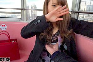 【プレステージ】AV女優「園田みおん」との生でハメまくる中出しSEX旅行 一泊二日