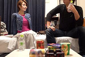 【ナンパTV】極上パイズリが最高な爆乳美人妻(24)をお持ち帰りしたSEX動画