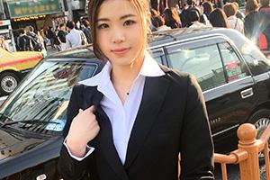 【ナンパTV】上野駅でナンパした美巨乳就活生とのSEX動画