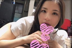 【スマホ撮影】関西の大学生カップルのリアルハメ撮りSEX動画