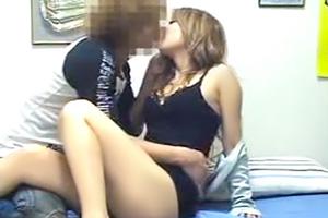 【個人撮影】ギャルカップルの隠し撮り映像が流出した模様・・・