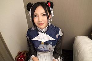 【ナンパTV】秋葉原でナンパしたチャイナドレスが可愛い美少女とのSEX動画