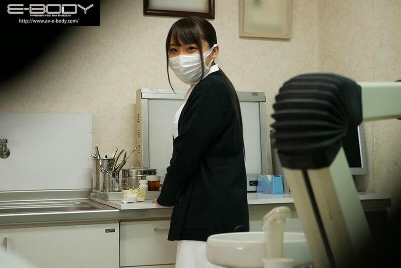 現役歯科衛生士(Fcup)響レミさん E-BODY専属デビュー