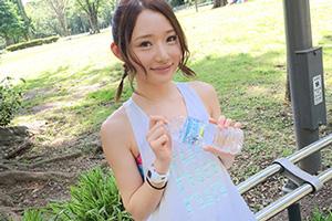 【ナンパTV】新宿の公園でナンパしたジョギング女子(21)とのSEX動画