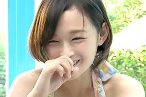 【マジックミラー号】笑顔が可愛い保育士の彼女が寝取られて中出し…