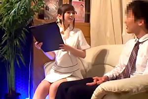 新山沙弥 ヤレると評判の人妻回春マッサージに行ってみた。