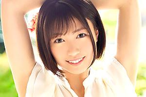 島永彩生 陸上で鍛え上げた太ももが健康的。地方局の現役スポーツキャスターがAVデビュー!