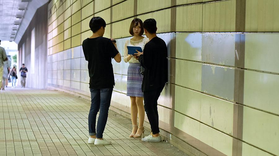 【セレブ妻ナンパ】世田谷在住の美人セレブ妻(Eカップ)をお持ち帰りして中出しSEX