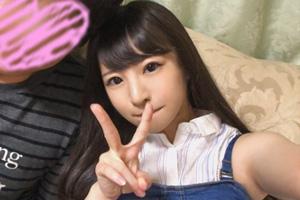 【スマホ撮影】リア充カップルの名器を堪能する童顔美少女(20)のハメ撮りSEX動画