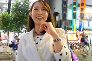 【ナンパTV】浅草でナンパしたエステサロン経営の美人女社長(38)とのSEX動画