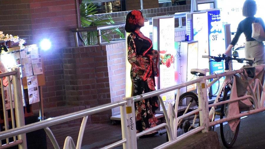 【ナンパTV】セクシー居酒屋でバイト中の巨乳美少女をナンパしたSEX動画