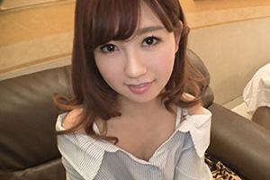 【シロウトTV】イクイク連発!オマンコ濡れまくり巨乳美人OL(24)とのSEX動画