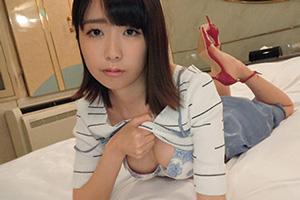 【シロウトTV】応募動機が史上初!!手マンでイッた美人JD(21)とのSEX動画