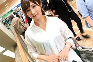 【ナンパTV】事務のパート帰りに不倫する美乳美人妻(39)とのSEX動画