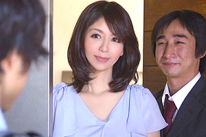 翔田千里 大好きな母親が再婚相手とSEXしてる姿に嫉妬した息子が暴走!
