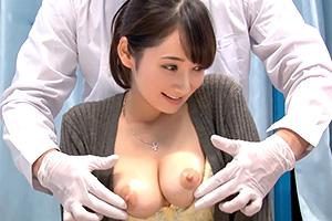 【マジックミラー号】乳首マッサージでイクッ!白金のセレブ妻
