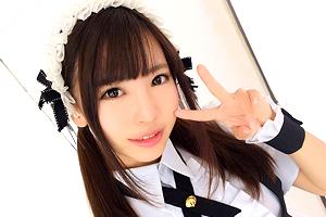 佐々波綾 ドジっ子だけどエッチは抜群の美少女メイドとラブラブ子作り!