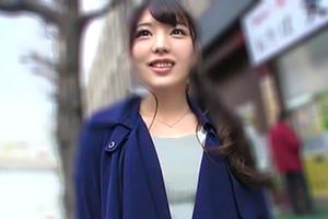 【ナンパJAPAN】鈴代えな 美人すぎる若妻が夫に内緒でAVデビュー