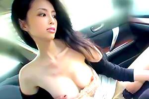 【素人】超エロい。橋本マナミのような色っぽさの京都の美人妻