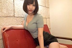 【シロウトTV】パッと見で美人と分かるパイパン巨乳女子大生(20)とのSEX動画